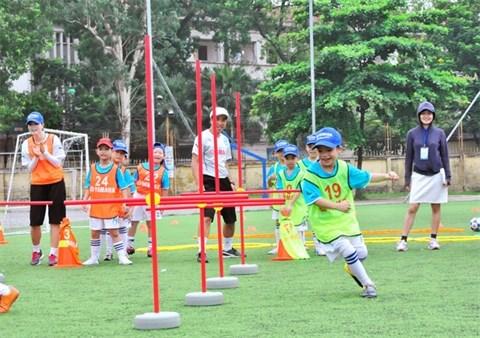 A l'aube du foot scolaire vietnamien hinh anh 1
