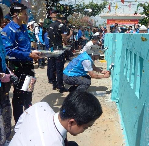 Projet d'arts communautaires Republique de Coree-Vietnam hinh anh 1