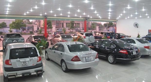 5 mois: plus de 111.400 automobiles vendues sur le marche national hinh anh 1