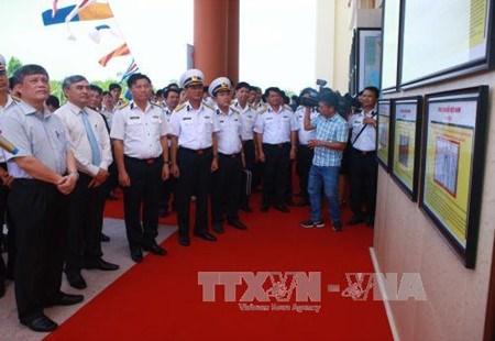 Exposition «Hoang Sa-Truong Sa du Vietnam les preuves historiques et juridiques» a Hai Phong hinh anh 1