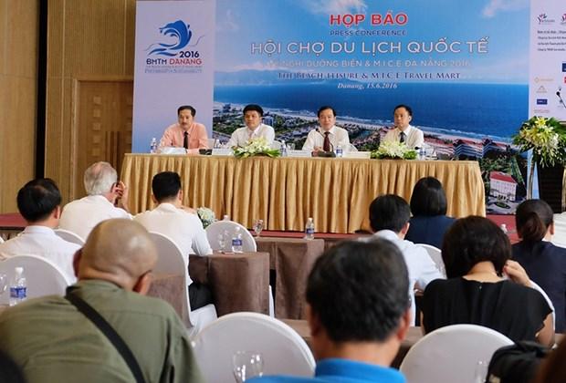 Da Nang organisera la 1ere Foire touristique internationale hinh anh 1
