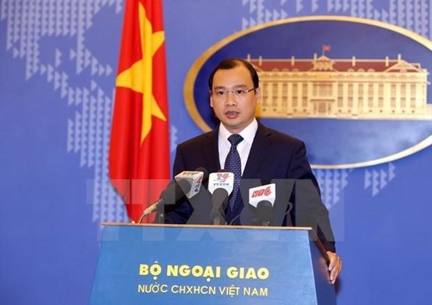 ASEAN-Chine : promotion de la cooperation et efforts pour regler les defis communs hinh anh 1