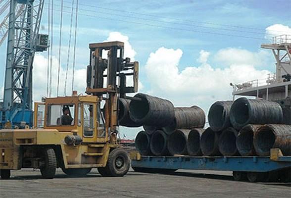 Montee en fleche des importations nationales d'acier en 5 mois hinh anh 1