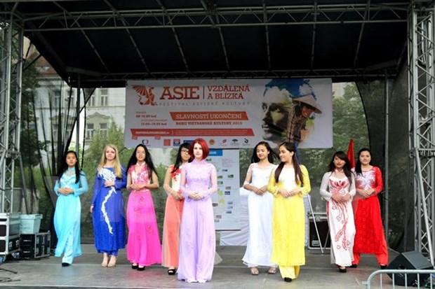 Le Vietnam en vedette au Festival de la culture asiatique en Republique tcheque hinh anh 1