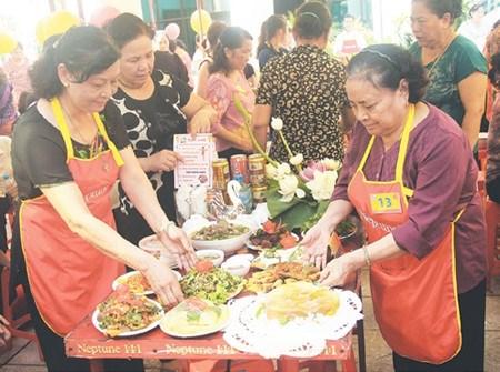 Fete de la Famille vietnamienne 2016 hinh anh 1