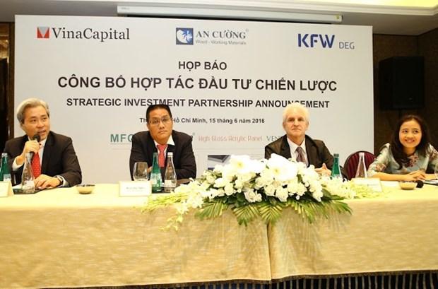 Deux fonds investissent pres de 30 millions de dollars dans An Cuong Wood Working JSC hinh anh 1