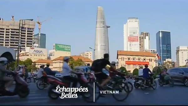 La culture et le peuple du Vietnam presentes sur la chaine France 5 hinh anh 2