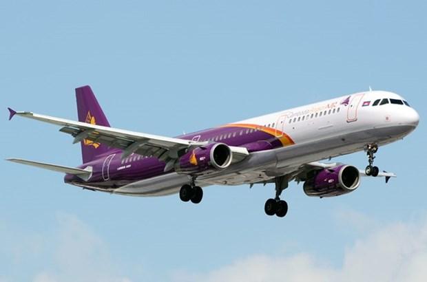 Cambodia Angkor Air lance un Sihanoukville - Ho Chi Minh-Ville hinh anh 1