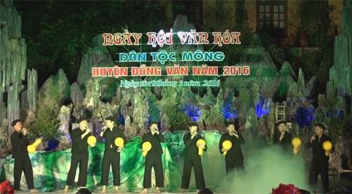 La Journee culturelle de l'ethnie H'Mong impressionne les touristes hinh anh 1