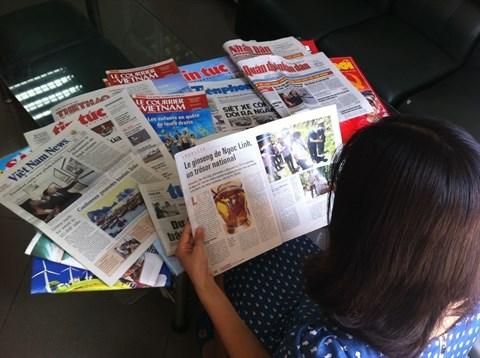 Renforcement du role de la presse officielle sur le plan ideologique hinh anh 1