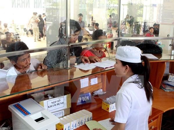 Vinh Phuc s'efforce d'augmenter le taux de couverture de l'assurance-sante hinh anh 1