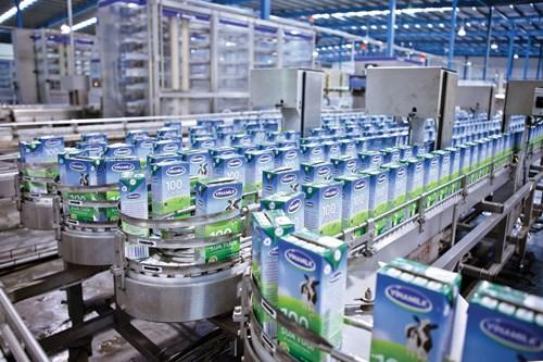 Nikkei : Vinamilk dans le top 20 des meilleures societes en Asie hinh anh 1