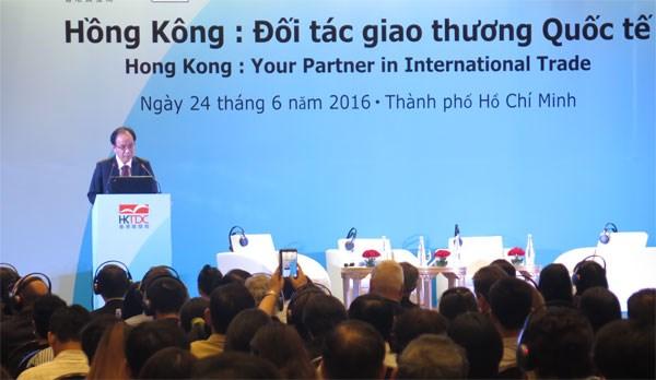 Les entreprises hongkongaises cherchent des opportunites d'investissement au Vietnam hinh anh 1