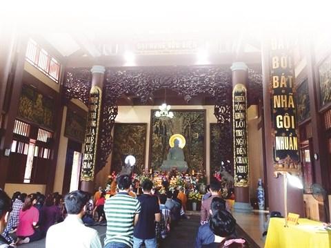 Le monastere zen Truc Lam de Tay Thien hinh anh 1