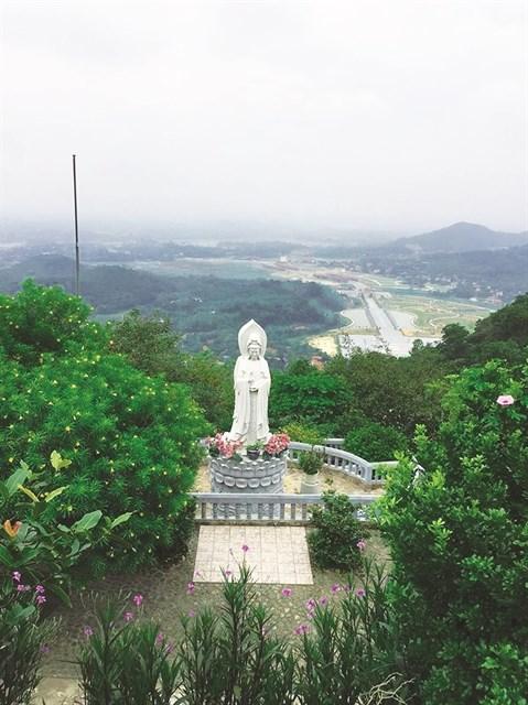 Le monastere zen Truc Lam de Tay Thien hinh anh 2