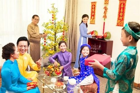 Journee de la famille vietnamienne: Plus d'amour, plus d'attachement hinh anh 1