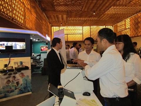 La sante high-tech au centre d'un colloque a Ho Chi Minh-Ville hinh anh 2