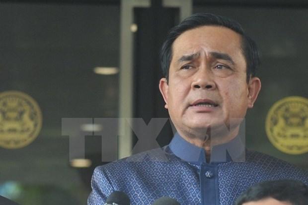 Le PM thailandais ne demissionnera pas quel que soit le resultat du referendum hinh anh 1