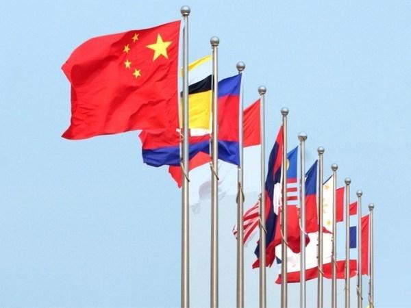 Le Vietnam present a la 2e visite d'echanges entre jeunes ASEAN-Chine hinh anh 1