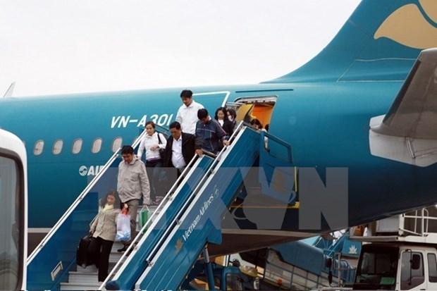 Vietnam Airlines exploite la nouvelle aerogare de l'aeroport international de Yangon hinh anh 1