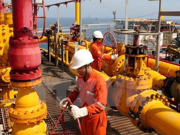 PVN a vendu pres de 8,7 millions de tonnes de petrole brut et de condensat hinh anh 1