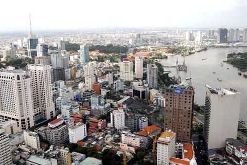 Ho Chi Minh-Ville, 40 ans de construction et de developpement hinh anh 2