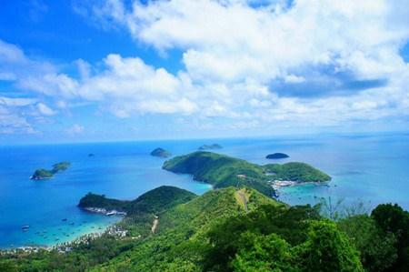 Nam Du : Havre de repos balneaire de Kien Giang hinh anh 1