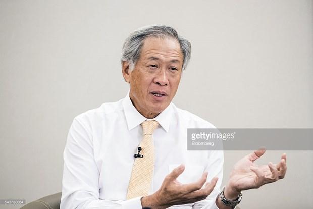 Singapour reconnait la base de l'implication de l'ASEAN dans la question de la Mer Orientale hinh anh 1