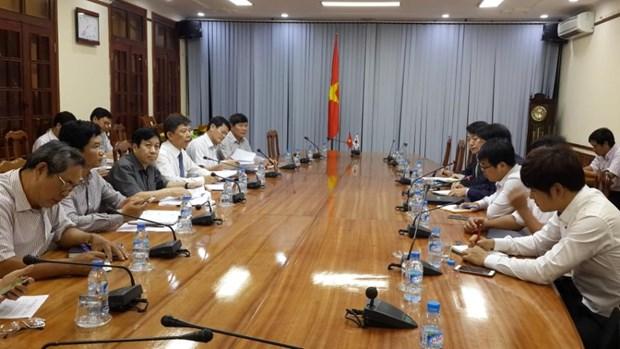 400 millions de dollars pour une centrale a biomasse a Quang Binh hinh anh 1