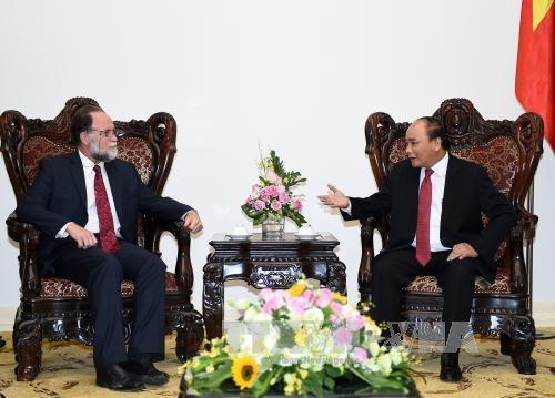 Le Vietnam ambitionne de devenir un grand exportateur mondial hinh anh 1