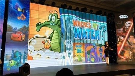 MobiFone lance le portail de divertissement Disney hinh anh 1