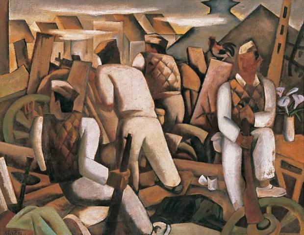 Les realisations des Beaux-arts en 30 ans de Renouveau hinh anh 1