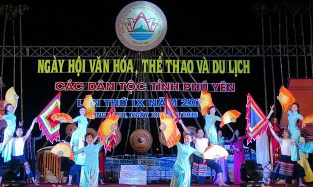 Fete culturelle des ethnies de la province de Phu Yen 2016 hinh anh 1