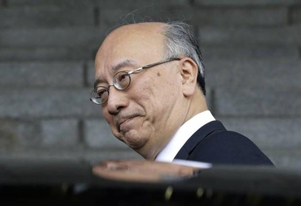 Le Japon preoccupe par les disputes territoriales entre la Chine et d'autres pays hinh anh 1