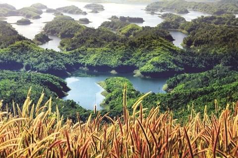 Une baie de Ha Long au Tay Nguyen hinh anh 1