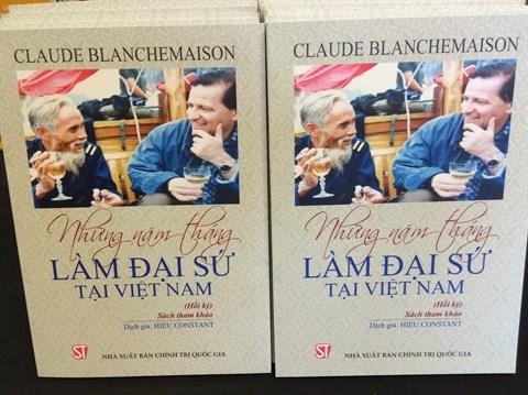Les memoires inoubliables d'un ambassadeur de France au Vietnam hinh anh 1