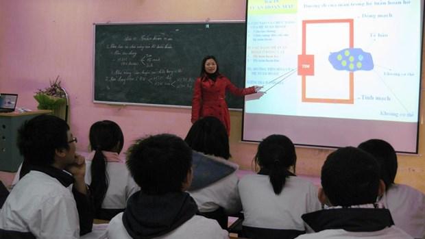 95 millions de dollars de la BM pour la formation d'enseignants au Vietnam hinh anh 1