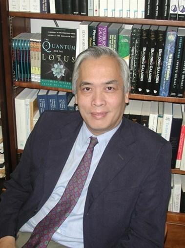 Un astrophysicien emmene le Vietnam dans les etoiles hinh anh 1