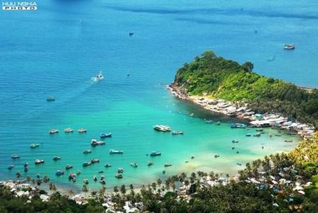 Kien Giang, destination de l'Annee touristique nationale 2016 hinh anh 1
