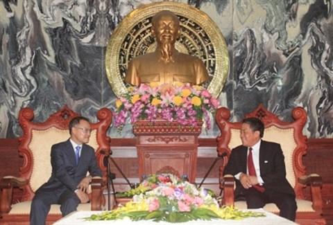 Vietnam et R. de Coree renforcent leur cooperation judiciaire hinh anh 1