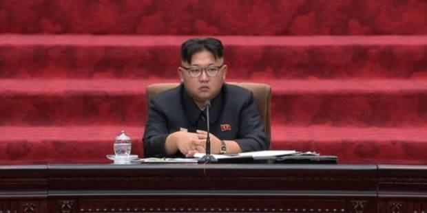 Felicitations au president de la Commission des affaires d'Etat de la RPDC hinh anh 1