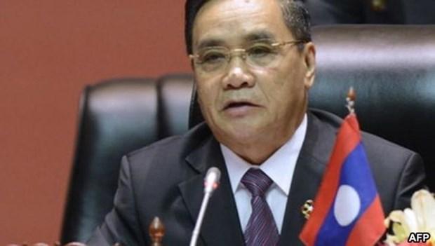 Le Premier ministre laotien en visite officielle en Thailande hinh anh 1