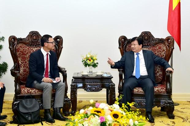 Le Vietnam salue toujours les investisseurs etrangers hinh anh 1