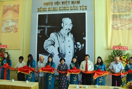 L'Assemblee nationale vietnamienne accompagne la nation hinh anh 1