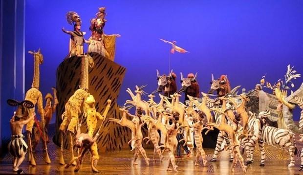 Une premiere piece d'opera au Vietnam hinh anh 1