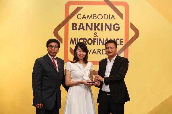 Une banque vietnamienne distinguee au Cambodge hinh anh 1
