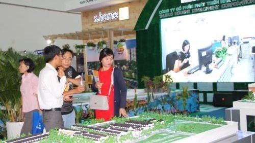 Ouverture de la Foire de l'immobilier et des materiaux de construction Vietnam 2016 hinh anh 1