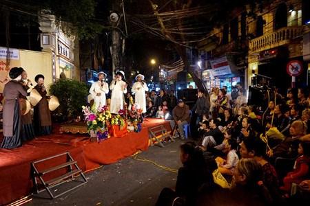 Des concerts vesperaux de musique traditionnelle dans le vieux Hanoi hinh anh 3