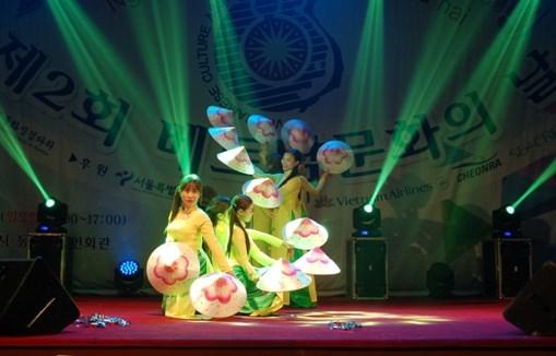 Deuxieme Journee culturelle du Vietnam en Republique de Coree hinh anh 1