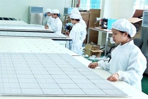 Panneau solaire: Hai Phong autorise un projet de 200 millions de dollars hinh anh 1